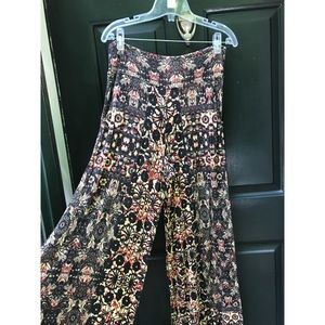 ✨ Super Soft Free People Palazzo/Bell Bottom Pants